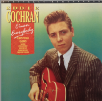 Eddie Cochran - C'mon Everybody - Vinyl LP